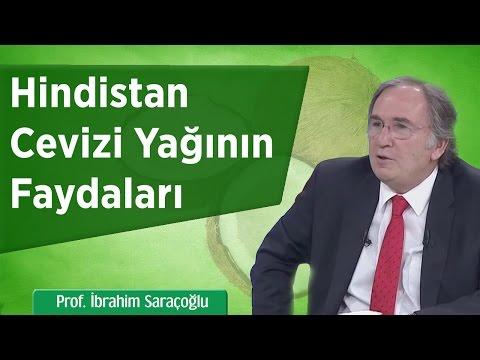 Hindistan Cevizi Yağının Faydaları | Prof. İbrahim Saraçoğlu