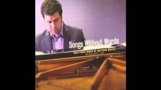"""MATTHEW QUAYLE: """"Toccata"""" for Piano (2002)"""