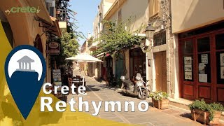 Crete | The Old City Of Rethymno