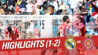 Highlights Real Madrid Vs Girona FC (1-2)