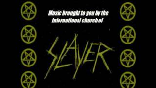 SLAYER ~ Abolish Government Superficial Love ( T.S.O.L. Cover )