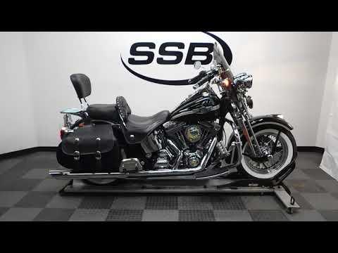 2003 Harley-Davidson FLSTS/FLSTSI Heritage Springer® in Eden Prairie, Minnesota