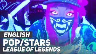 "League of Legends - ""POP/STARS"" K/DA | ENGLISH Ver | AmaLee"