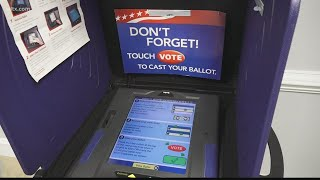 Can you take a selfie in the voting booth?