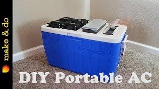 portable air conditioner diy - Thủ thuật máy tính - Chia sẽ
