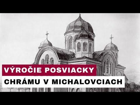 86. výročie posviacky Chrámu Svätého Ducha v Michalovciach