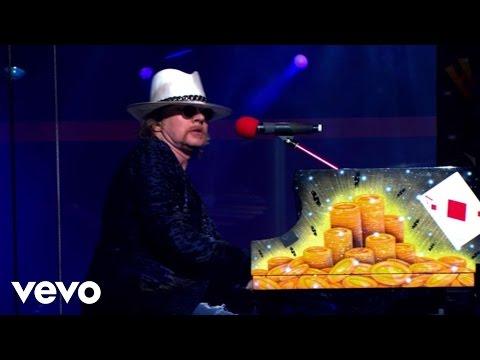 - Guns N' Roses — November Rain (Live)
