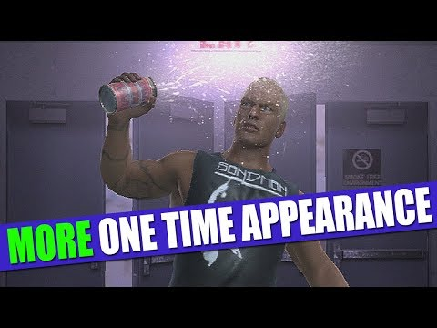 20 More WWE Wrestlers Who Only Appeared Once in A WWE Video Game!