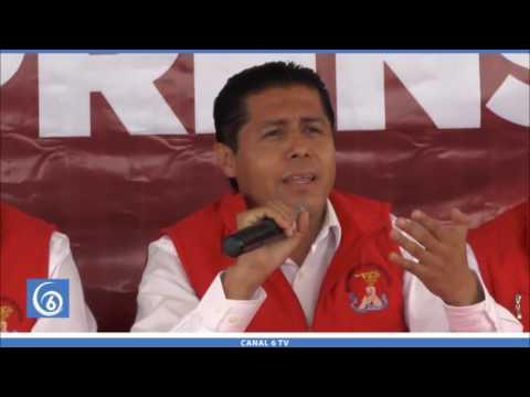 Anuncian festejo por 30 años de presencia Antorcha en Ixtapaluca