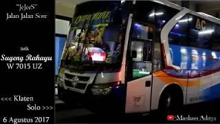 Trip Report : Jalan Jalan Sore Klaten - Solo bareng Sugeng Rahayu