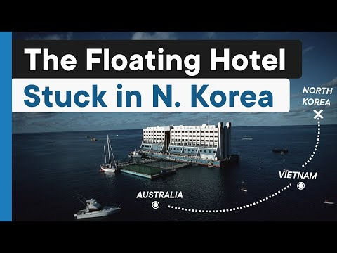 The Floating Hotel (Floatel) That Traveled Across the Seas