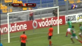 Holanda Vs México 2-4 Torneo Esperanzas De Toulón 2012 Semifinal TV AZTECA HD 30/05/12