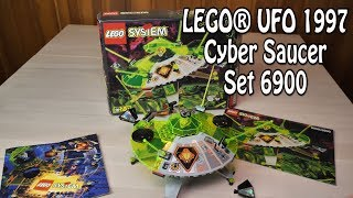 LEGO Classic: UFO-Set 6900/6999 (Cyber Saucer) und was es sonst 1997 so bei LEGO gab