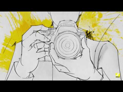 Nikon D5600 kit (18-140mm VR objektiv)