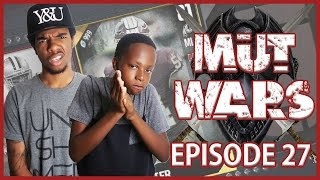 MUT WARS TAKES A LITTLE TWIST!! - MUT Wars Ep.27 | Madden 17 Ultimate Team