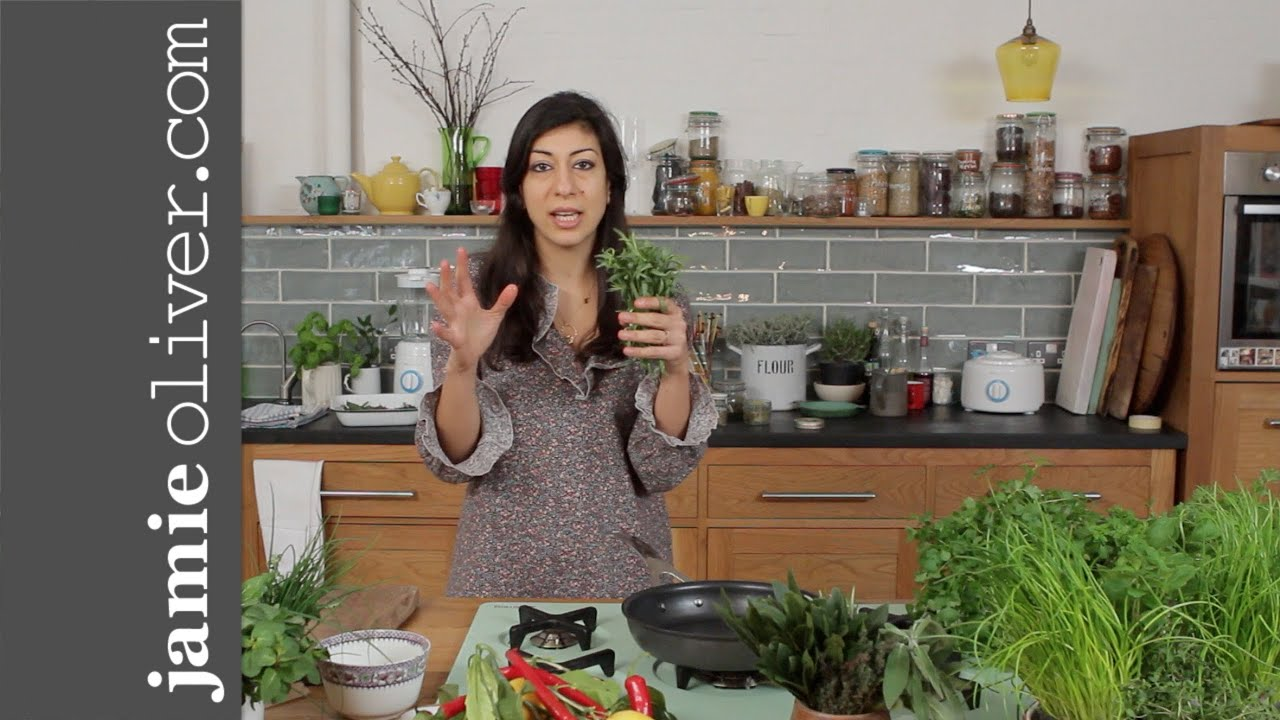 Basic Herbs Masterclass with Georgie