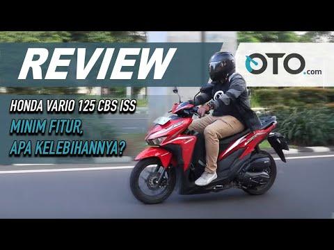 Honda Vario 125 CBS ISS 2019 | Test Ride | Minim Fitur, Apa Kelebihannya? | OTO.com
