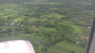 preview picture of video 'Landing at Nadi'