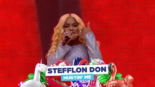 Stefflon Don – 'Hurtin' Me' (Live at Capital's Summertime Ball 2018)
