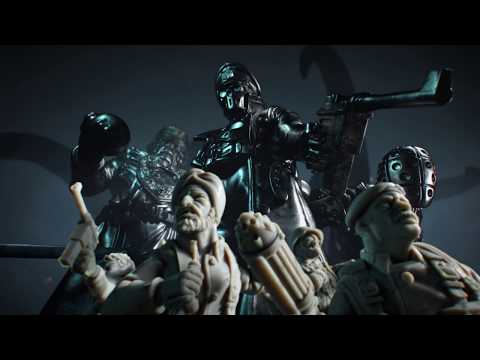 Achtung! Cthulhu Tactics Launch trailer thumbnail