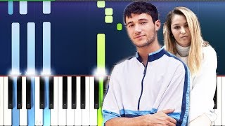Jeremy Zucker, Chelsea Cutler   You Were Good To Me (Piano Tutorial)