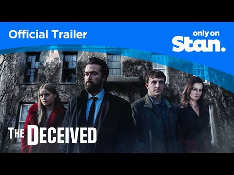 Video trailer för The Deceived | OFFICIAL TRAILER | Only on Stan.