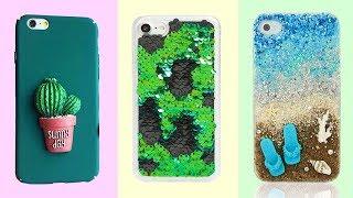 DIY Phone Case Life Hacks! 20 Phone DIY Projects & Popsocket Crafts