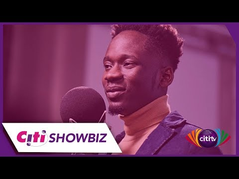 Mr. Eazi talks about his music and his new social media challenge '#Empawa100'