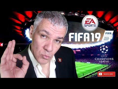 Para GANAR la CHAMPIONS LEAGUE en FIFA 19 hay que SUFRIR