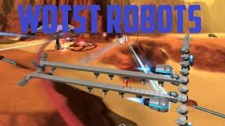 WORST ROBOTS IN ROBOCRAFT!!! (Memed)