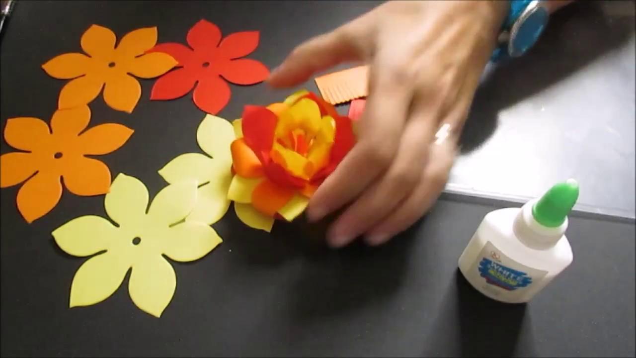 I fiori di carta