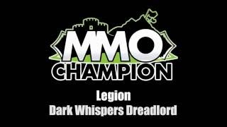 Legion - Dark Whispers: Dreadlord