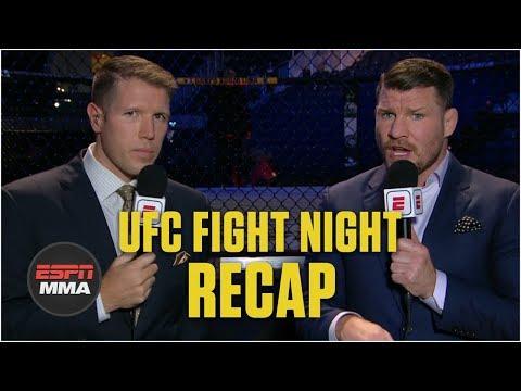 Recapping Valentina Shevchenko's win vs. Liz Carmouche   UFC Fight Night   ESPN MMA