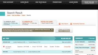 How to Get Cheaper Aeroplan Reward Tickets