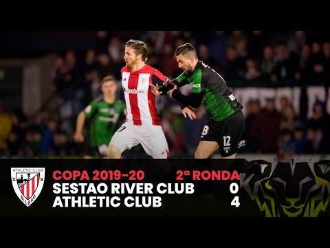 🎥 Copa del Rey 2ª Ronda   Sestao River Club 0-4 Athletic Club ⚽