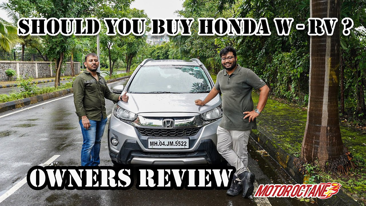 Motoroctane Youtube Video - Honda WRV Owner's Review | Hindi | MotorOctane