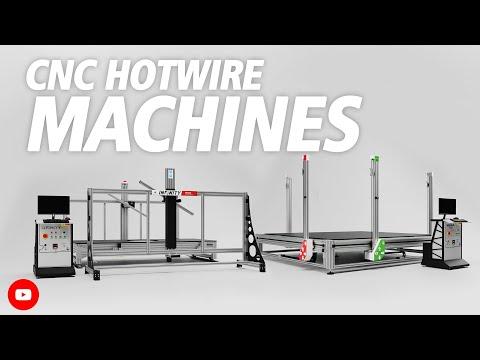Nettuno Sistemi: macchine professionali per il taglio del polistirolo