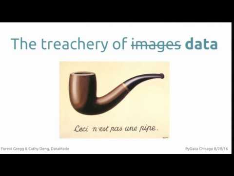 Cathy Deng | Machine learning techniques for data cleaning