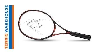 Ρακέτα τέννις Volkl Super G 10 320 Mid video