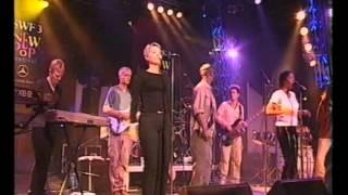 Faithless & Dido - Flowerstand Man  (Live)