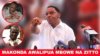 """MAKONDA Awalipua MBOWE na ZITTO- """"Hakuna RC na DC Aliyetishwa na RAIS"""""""