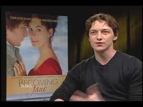BECOMING MANNERED JAMES MCAVOY