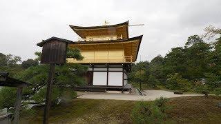 【4K】Walking in Kyoto - Kinkakuji