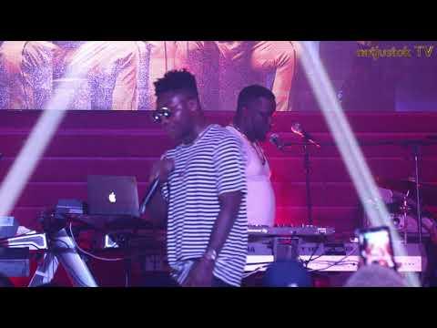 NotjustOk TV: Banky W, Reekado Banks, Skales & Iyanya Shut Down