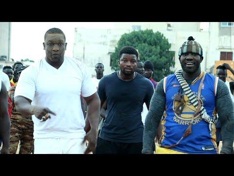 Gouye Gui tothie na Open press Eumeu Sène Jr avec Bébé Gouye Gui, Alioune Seye 2, Mbaye Tine et...