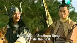 The legend of the condor hero ep 70 (English subtitles