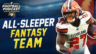2020 All-Sleeper Team and Damien Williams Update (Fantasy Football)