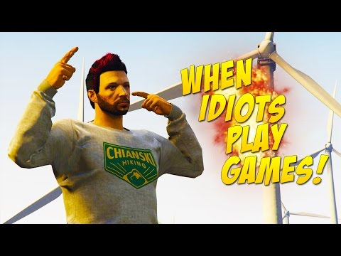 Was It Me You're Looking For? (When Idiots Play Games #15)