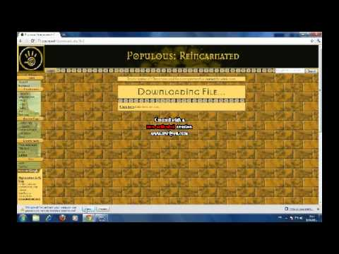 How to play Populous The Beginning multiplayer (MatchMaker)