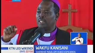 Naibu wa rais William Ruto ahudhuria sherehe za wakfu huko Kipkaren
